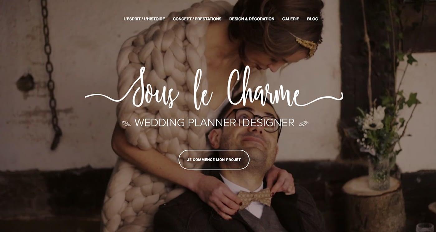 Home Page – Sous le Charme