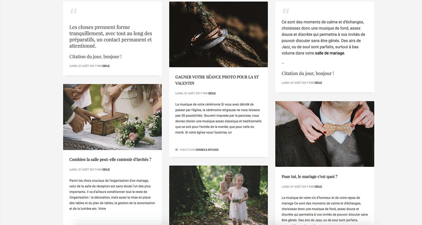 Blog – Sous le Charme